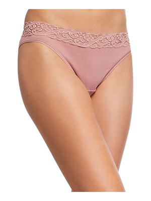 Hanro Moments High-Cut Briefs