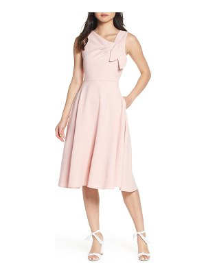 Harper Rose sleeveless fit & flare dress