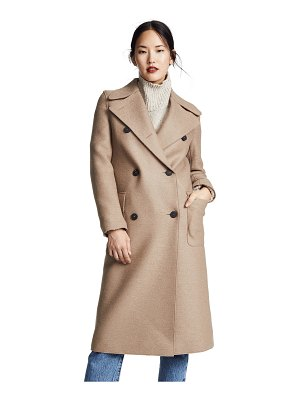 Harris Wharf London military coat