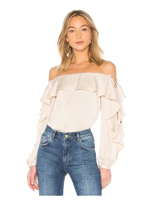 Haute Hippie One Wish Top