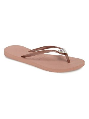 HAVAIANAS Havianas Slim Mermaid Embellished Flip Flop
