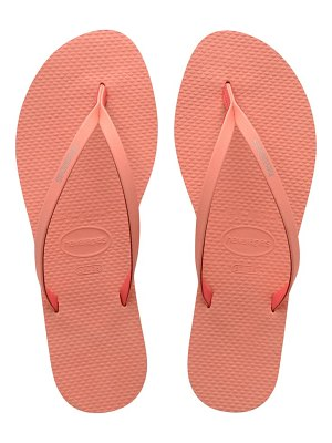 Havaianas you rainbow pop flip flop