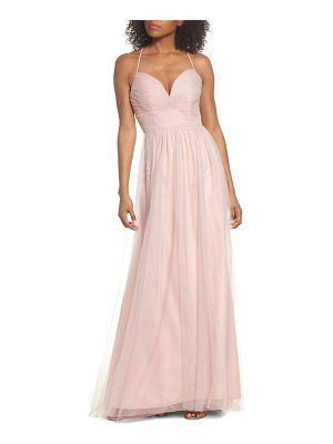 HAYLEY PAIGE OCCASIONS English Net Gown
