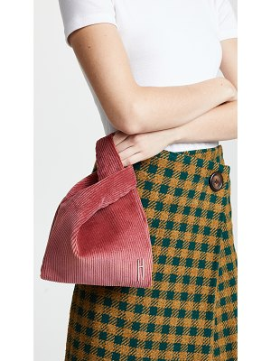Hayward corduroy mini shopper