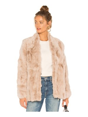 Heartloom Tess Fur Jacket