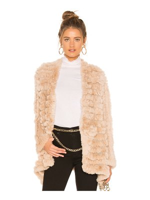 Heartloom tilda fur jacket