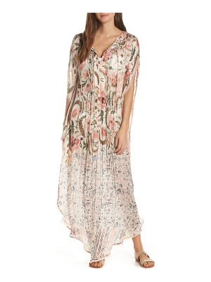 Hemant & Nandita cover-up maxi dress