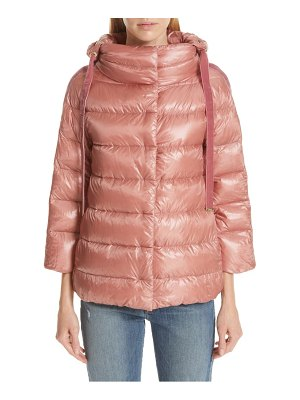 HERNO quilted down puffer coat