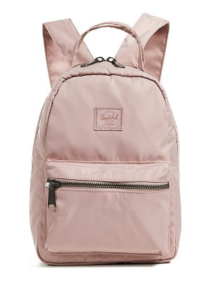 Herschel Supply Co. flight satin nova mini backpack