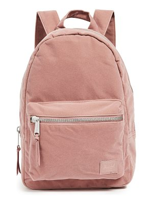 Herschel Supply Co. grove xs velvet backpack