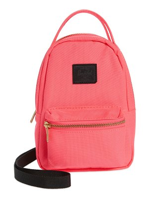 Herschel Supply Co. nova crossbody backpack