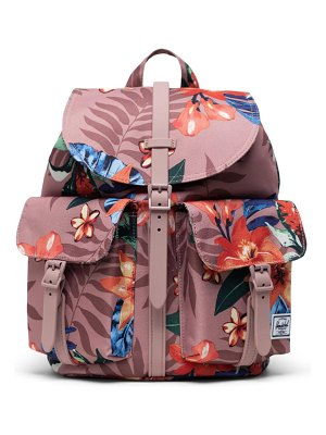 Herschel Supply Co. small dawson summer floral backpack