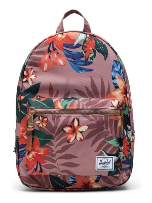 Herschel Supply Co. small grove summer floral backpack
