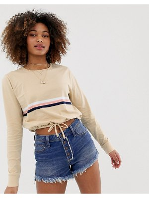 Hollister long sleeve t-shirt