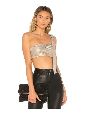 h:ours Chantel Crop Top