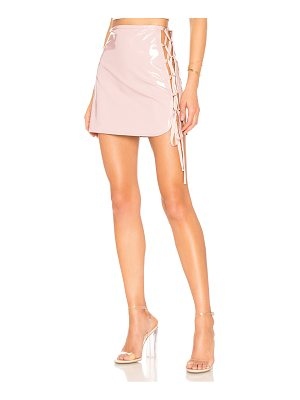 h:ours Siren Mini Skirt