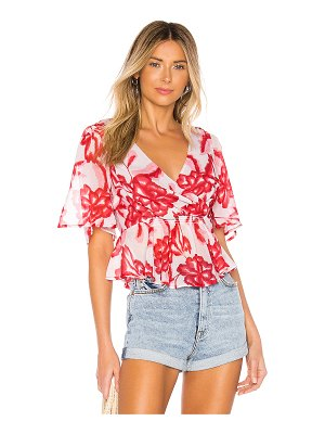 House of Harlow 1960 x revolve aliza top