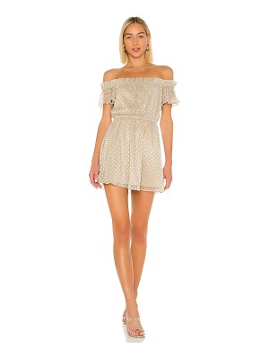 House of Harlow 1960 x revolve amoli dress
