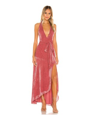 House of Harlow 1960 x revolve aysha maxi dress