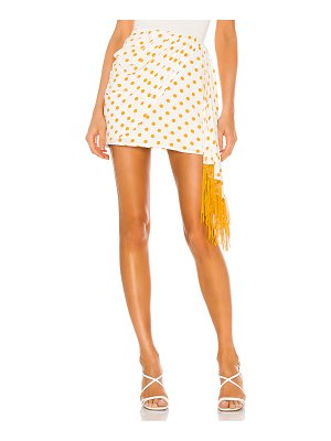 House of Harlow 1960 x revolve caterina skirt