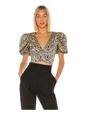 House of Harlow 1960 x revolve cipriana top