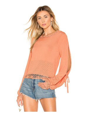 House of Harlow 1960 X REVOLVE Citrus Sweater
