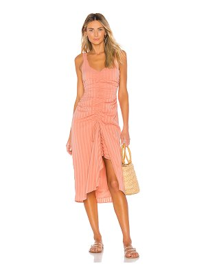 House of Harlow 1960 x revolve claudia midi dress