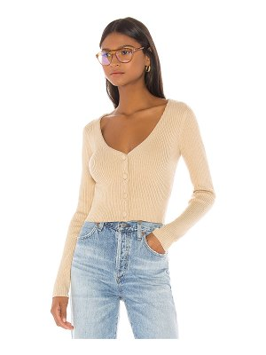 House of Harlow 1960 x revolve darcy sweater