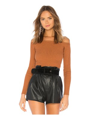 House of Harlow 1960 x REVOLVE Dove Rib Sweater