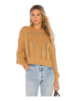 House of Harlow 1960 x revolve eben sweater