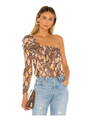 House of Harlow 1960 x revolve flora top