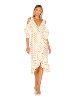House of Harlow 1960 x revolve ginger dress