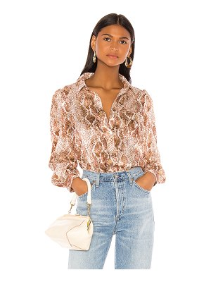 House of Harlow 1960 x revolve glenn blouse