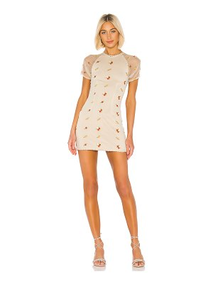 House of Harlow 1960 x revolve hilde dress