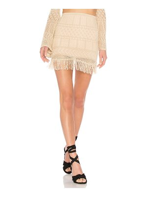 HOUSE OF HARLOW 1960 X Revolve Jan Skirt
