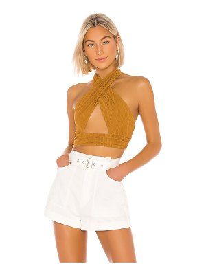 House of Harlow 1960 x revolve jules top