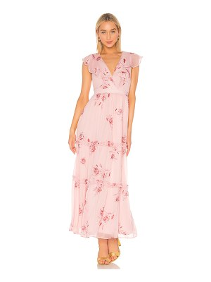 House of Harlow 1960 x revolve juniper maxi