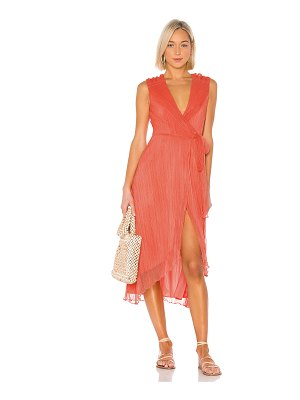 House of Harlow 1960 x revolve meriem dress