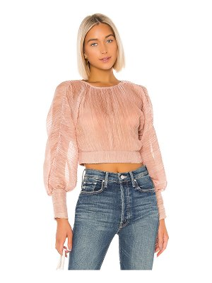 House of Harlow 1960 x revolve nalin blouse
