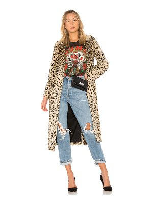 House of Harlow 1960 x revolve perry faux fur coat
