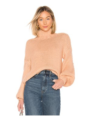 House of Harlow 1960 x revolve reverse stitch sweater