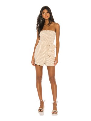House of Harlow 1960 x revolve roque romper