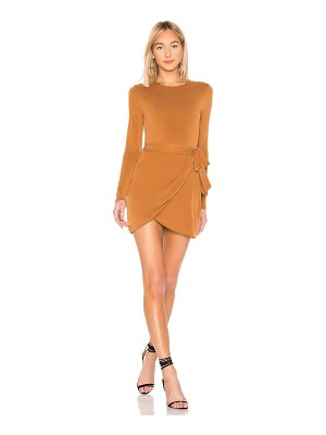 House of Harlow 1960 x revolve rya long sleeve dress