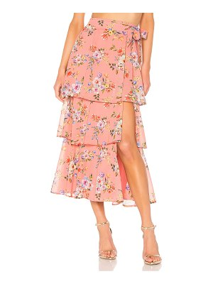 House of Harlow 1960 X REVOLVE Sabine Wrap Skirt