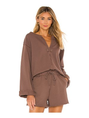 House of Harlow 1960 x revolve sage pullover