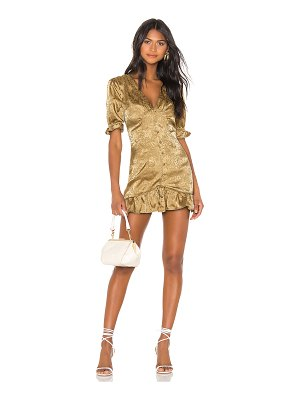 House of Harlow 1960 x revolve shiona mini dress