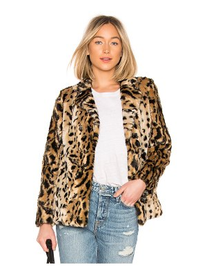 House of Harlow 1960 x REVOLVE Virginia Faux Fur Coat