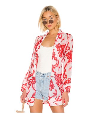 House of Harlow 1960 x revolve yuliana bed jacket
