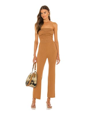 House of Harlow 1960 x sofia richie efron knit jumpsuit