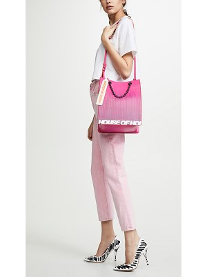 House Of Holland printed mini tote bag